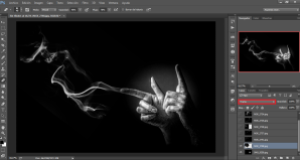 Smoking composition